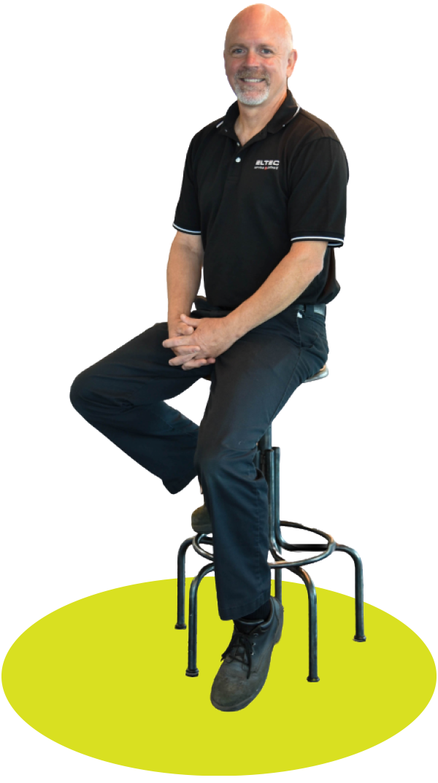 Dave Breeding Code Compliance Mechanic
